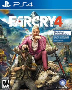Hra Far Cry 4 pro PS4 Playstation 4 konzole