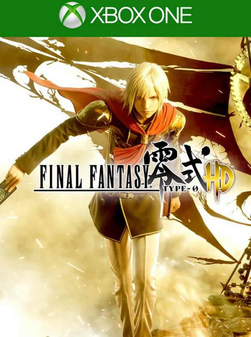 Hra Final Fantasy Type 0-HD pro XBOX ONE XONE X1 konzole
