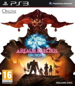 Hra Final Fantasy XIV: A Realm Reborn pro PS3 Playstation 3 konzole