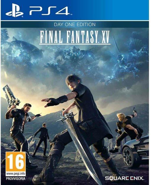 Hra Final Fantasy XV pro PS4 Playstation 4 konzole