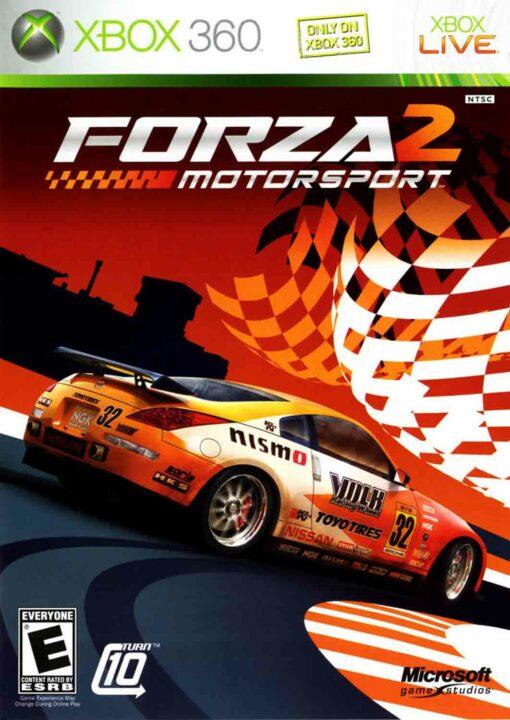 Hra Forza Motorsport 2 pro XBOX 360 X360 konzole