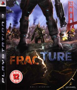 Hra Fracture pro PS3 Playstation 3 konzole