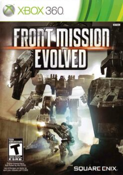 Hra Front Mission Evolved pro XBOX 360 X360 konzole