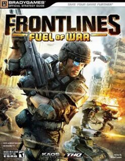 Frontlines: Fuel Of War Official Strategy Guide (kniha)