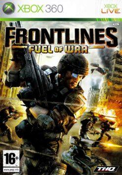Hra Frontlines: Fuel Of War pro XBOX 360 X360 konzole