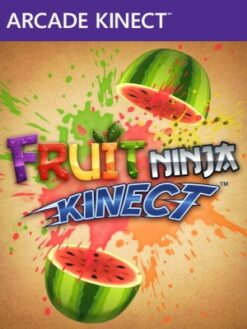 Hra Fruit Ninja Kinect (kód ke stažení) pro XBOX 360 X360 konzole