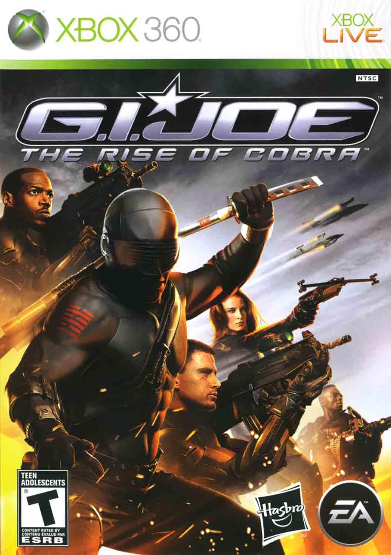 G.I. Joe: The Rise Of Cobra pro XBOX 360