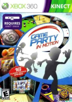 Hra Game Party: In Motion pro XBOX 360 X360 konzole