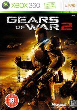 Hra Gears Of War 2 pro XBOX 360 X360 konzole