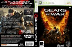 Hra Gears Of War (kód ke stažení) pro XBOX 360 X360 konzole