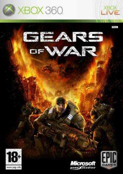 Hra Gears Of War pro XBOX 360 X360 konzole