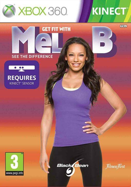 Hra Get Fit With Mel B pro XBOX 360 X360 konzole