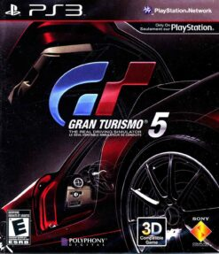 Hra Gran Turismo 5 pro PS3 Playstation 3 konzole