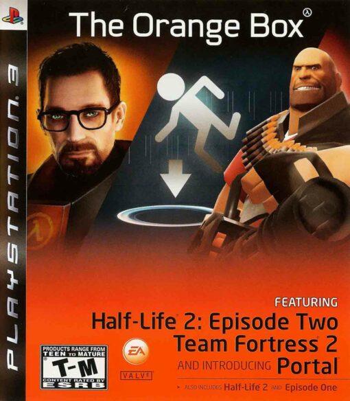 Hra Half Life 2: The Orange Box pro PS3 Playstation 3 konzole