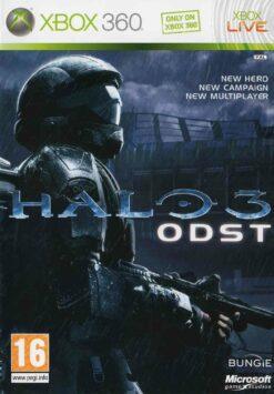 Hra Halo 3: ODST pro XBOX 360 X360 konzole