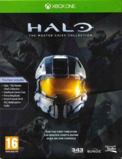 Hra Halo: The Master Chief Collection pro XBOX ONE XONE X1 konzole