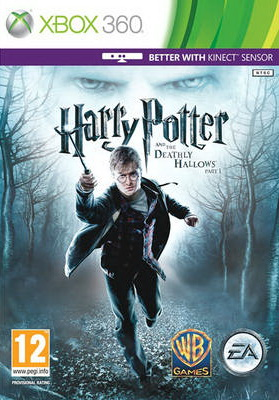 Hra Harry Potter And The Deathly Hallows Part 1 pro XBOX 360 X360 konzole