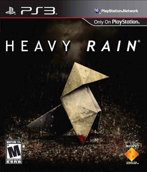 Hra Heavy Rain pro PS3 Playstation 3 konzole