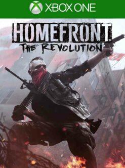 Hra Homefront: The Revolution pro XBOX ONE XONE X1 konzole