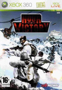 Hra Hour Of Victory pro XBOX 360 X360 konzole