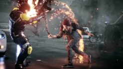 Hra InFamous: Second Son pro PS4 Playstation 4 konzole