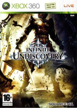 Hra Infinite Undiscovery pro XBOX 360 X360 konzole