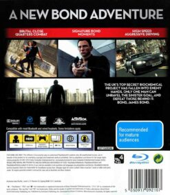Hra James Bond 007: Blood Stone pro PS3 Playstation 3 konzole