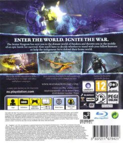 Hra James Cameron's Avatar: The Game pro PS3 Playstation 3 konzole