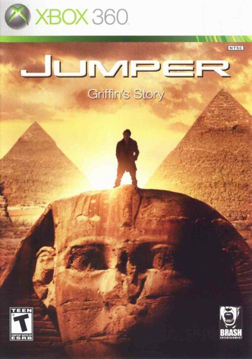 Hra Jumper Griffins Story pro XBOX 360 X360 konzole