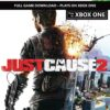 Hra Just Cause 2 (kód ke stažení) pro XBOX 360 X360 konzole