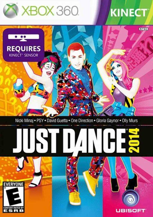 Hra Just Dance 2014 pro XBOX 360 X360 konzole