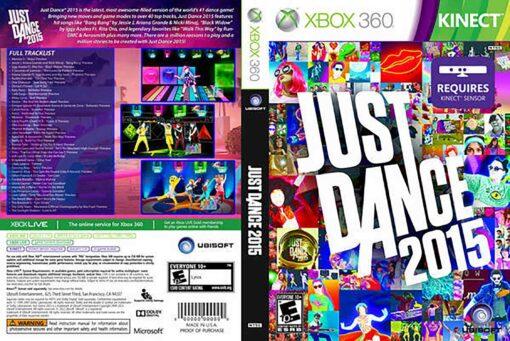 Hra Just Dance 2015 pro XBOX 360 X360 konzole