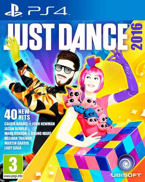 Hra Just Dance 2016 pro PS4 Playstation 4 konzole