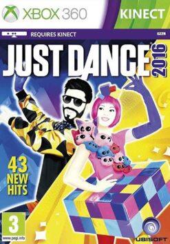 Hra Just Dance 2016 pro XBOX 360 X360 konzole