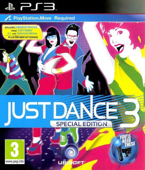 Hra Just Dance 3 pro PS3 Playstation 3 konzole