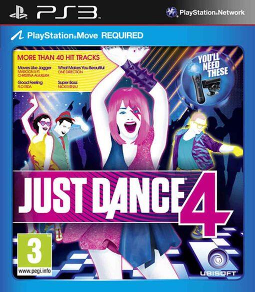 Hra Just Dance 4 pro PS3 Playstation 3 konzole