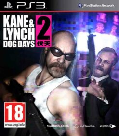 Hra Kane & Lynch 2: Dog Days pro PS3 Playstation 3 konzole
