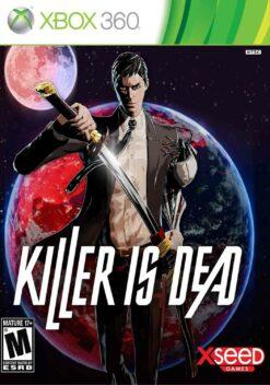Hra Killer Is Dead pro XBOX 360 X360 konzole