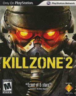 Hra Killzone 2 pro PS3 Playstation 3 konzole