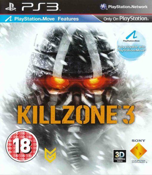 Hra Killzone 3 pro PS3 Playstation 3 konzole