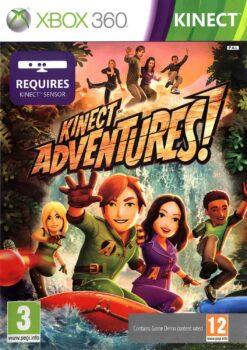 Hra Kinect Adventures pro XBOX 360 X360 konzole