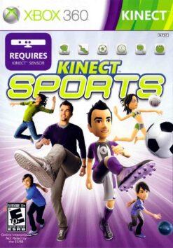 Hra Kinect Sports pro XBOX 360 X360 konzole