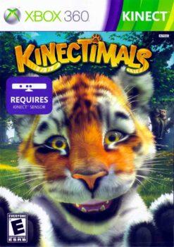 Hra Kinectimals pro XBOX 360 X360 konzole