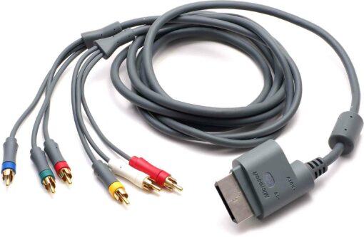 Komponentní AV kabel do TV pro XBOX360 příslušenství