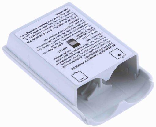 Kryt baterie pro ovladač XBOX 360 - bílý příslušenství