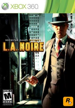 Hra L.A.Noire pro XBOX 360 X360 konzole