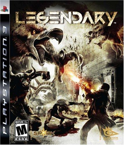 Hra Legendary pro PS3 Playstation 3 konzole