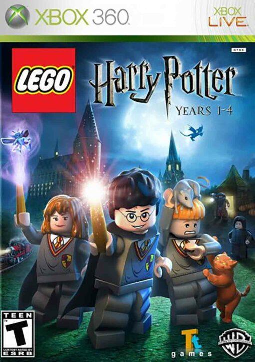 Hra Lego Harry Potter: Years 1-4 pro XBOX 360 X360 konzole