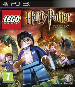 Hra Lego Harry Potter: Years 5-7 pro PS3 Playstation 3 konzole
