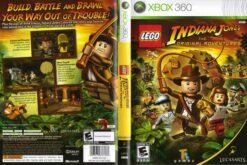 Hra Lego Indiana Jones: The Original Adventures pro XBOX 360 X360 konzole